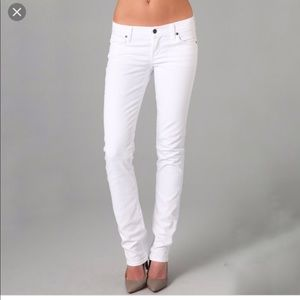 Citizens Ava White Jeans Size 27